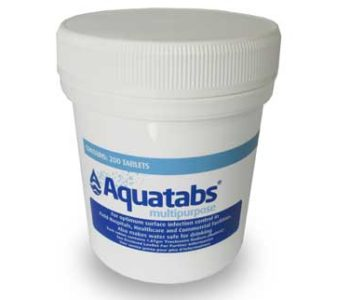 Aquatabs 1.67g