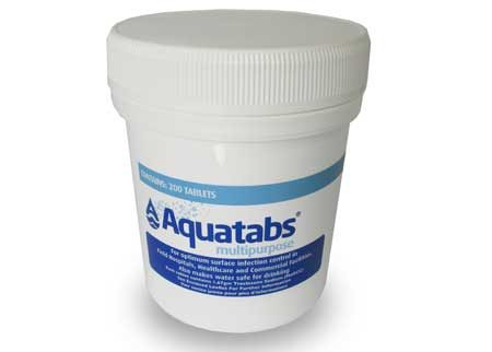 Aquatabs 1.67g