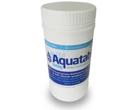 Aquatabs 8.68g
