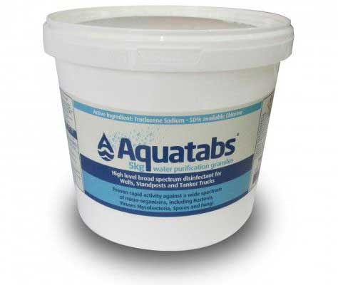 Nadcc Aquagranules Drinking Water Purification Granules