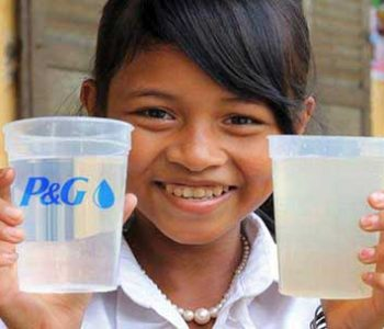 P & G Purifier of Water