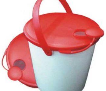 14 litre Plastic Bucket