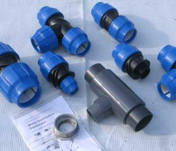 Distribution Fittings Kit 63mm