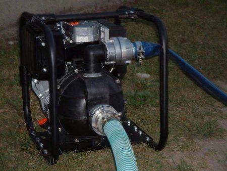 Kestrel 5000 Pump