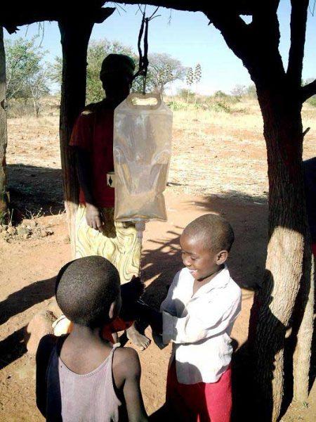 Hanging Water Dispenser