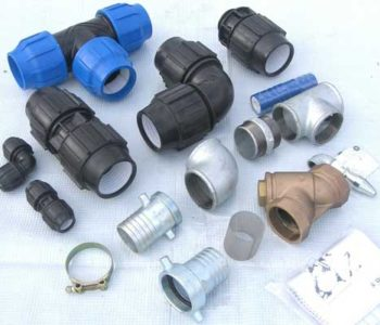 Distribution Fittings Kit 90mm