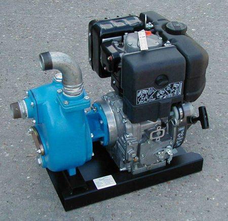 Swallow S45 Fuel Transfer Pump