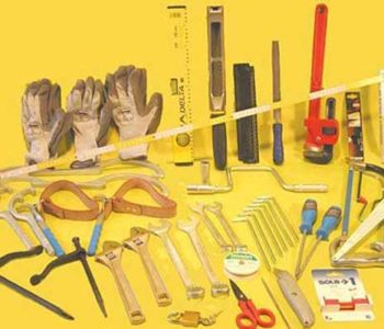 Corrugated Steel Tank Tool Kit