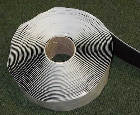Roof Repair Tape Jointing 50mm x 10Mtr Double Sided Butyl Rubber Pond Liner