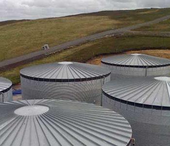 Steel Tank Roof Kit