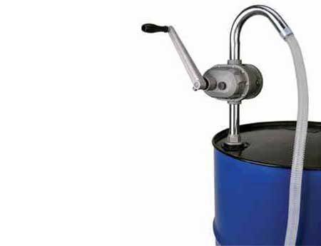 Hand Pump for Oil Barrels