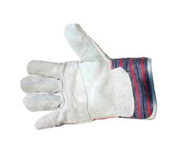 heavy duty leather work gloves