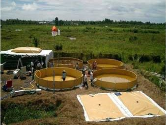 Flexible Water Storage Tanks