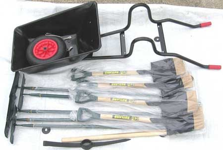 Solid Waste Clearing Tool Kit
