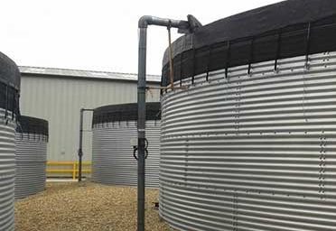 Storage Tanks: 101,000 to 250,000 Litres