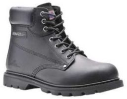 Steel Toe Safety Work Boots