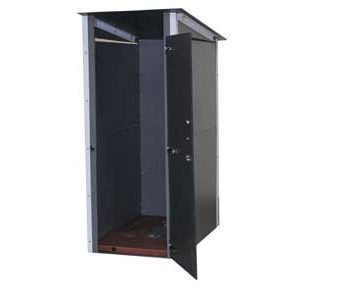 Butyloo Single Latrine Unit for Pits / Trenches