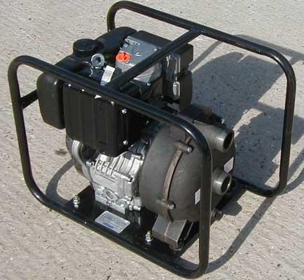 Merlin General Purpose Pump: Dewatering