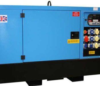 30kVA Diesel Powered Generator