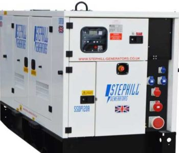 Diesel Powered Generator 117kVA