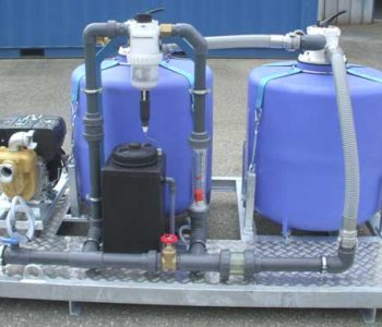 LMS water treatment unit 10ms