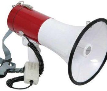 Megaphone / Loudhailer 30W