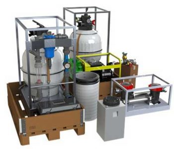 EmWat 4000 Water Treatment Unit