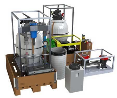 EmWat 4000 Water Treatment Unit