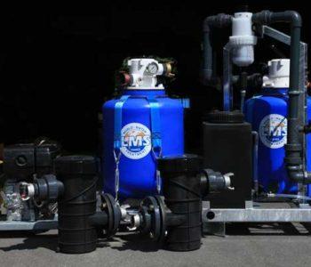 LMS Water Purification Unit 4m3/hour