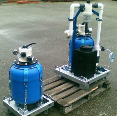 LMS Water Treatment Unit