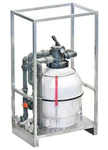 Berkefeld Water Treatment Unit