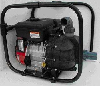 "Pump kit with petrol engine 2"" Lightweight Petrol Engine Pump"