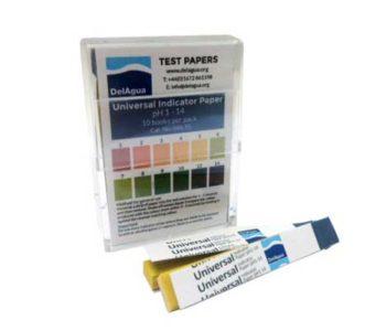 Universal Indicator Paper pH