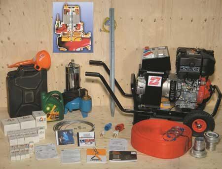 Submersible Sewage Pump Kit