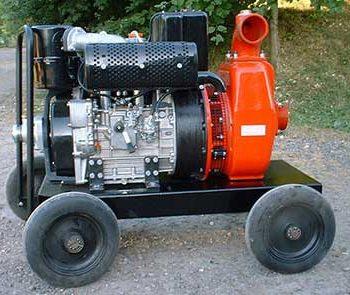 "Osprey 452 4"" Pump"
