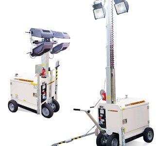 Portable Diesel Towerlight