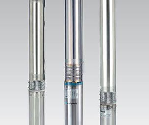 Submersible Borehole Pumps