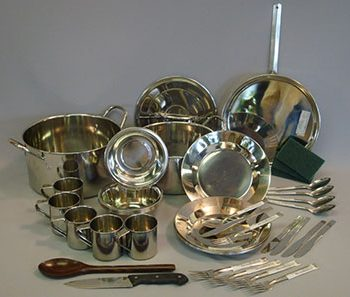 Family Kitchen Set