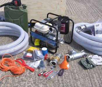 Well Jetting Pump Kit