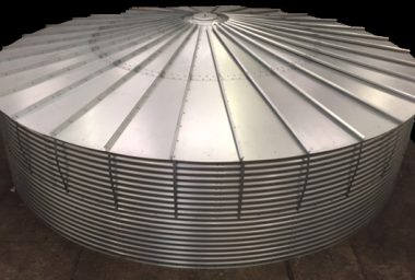 Roof Options for Steel Tanks