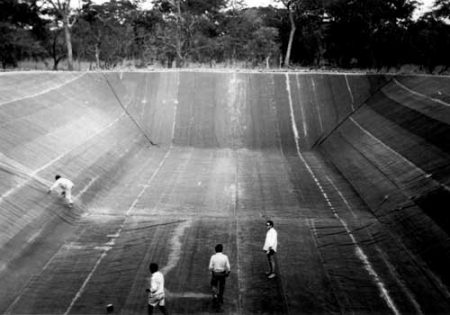 Water Reservoir Installation Project, Zambia, 1971