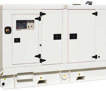 80kVA Generator Closed Set