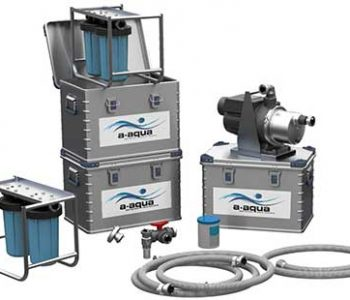 EmWat 1000 Water Treatment Unit