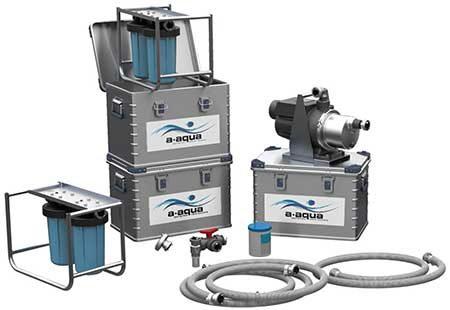 EmWat 1000 Water Treatment Unit