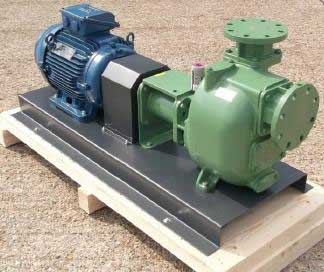 Electric Driven Self Priming Pumps