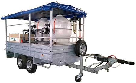 Mobile Water Treatment for Communities