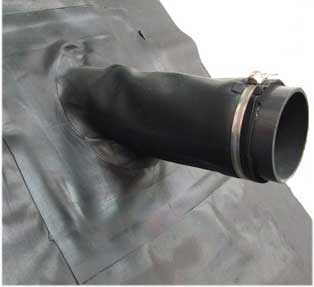 Rubber Pipe Sleeve