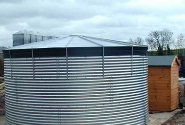 Storage Tanks: 1,700 to 50,000 Litres