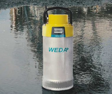 Weda Pumps. Electric, Submersible, Dewatering