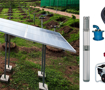Sunbird Solar Powered Pump Kit